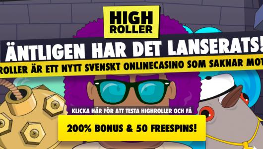 High roller banner